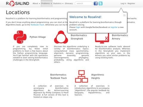 Rosalind.info